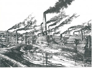 Copper Works 1810